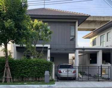 ให้เช่า-ขาย บ้านกลางเมือง The Edition พระราม 9- อ่อนนุช 2 ชั้น 3 ห้องนอน