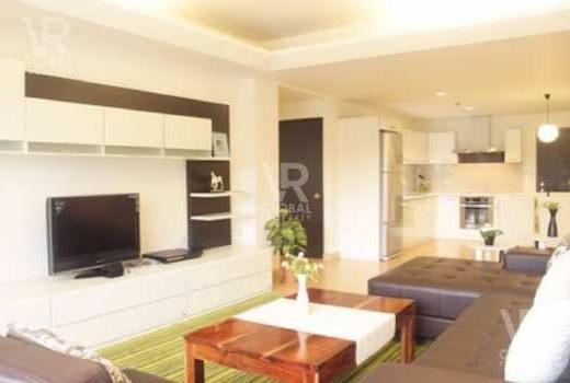 VR Global Property ให้เช่าอพาร์ตเมนต์ ย่านเอกมัย พีพีอาร์ เรสซิเด้นซ์ 120 ตร.ม. 2 ห้องนอน ทุกห้องตกแต่งครบ